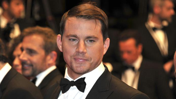 Channing Tatum says he drinks too