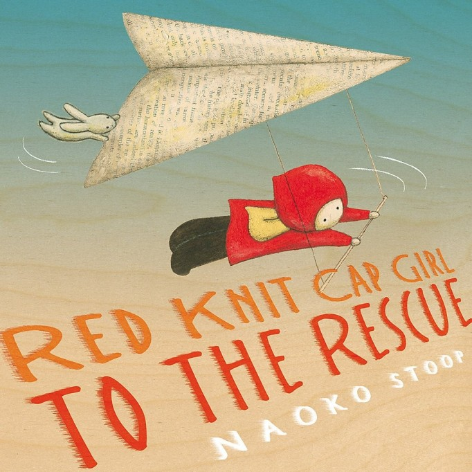 'Red Knit Cap Girl to the Rescue'