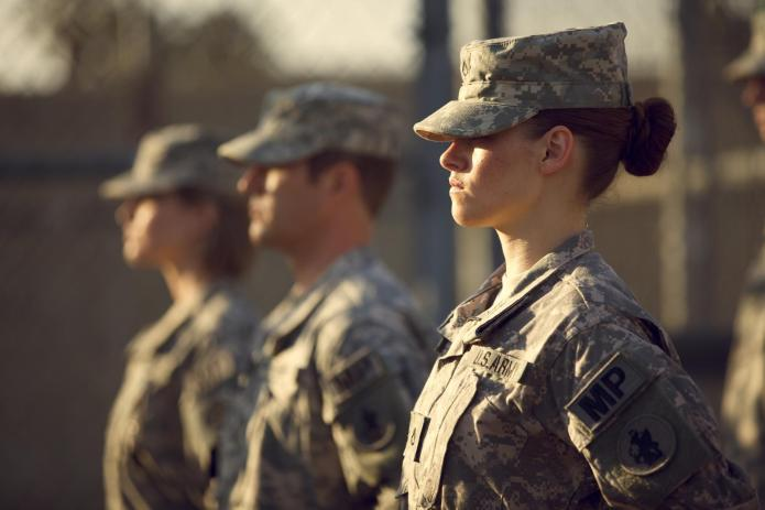Kristen Stewart's Camp X-Ray is complicated,