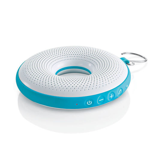 Gifts for Impossible People | Floating Waterproof Bluetooth Speaker at Brookstone