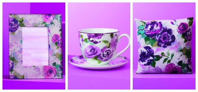 Floral prints for home decor 2015