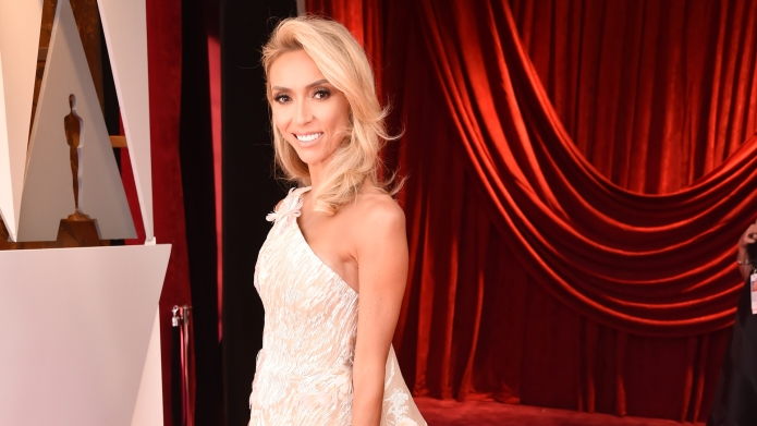 Giuliana Rancic attends the 90th Annual