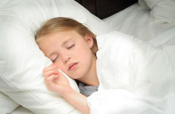 Should you let your child sleep