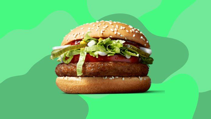 McDonald's Is Launching a Vegan Burger