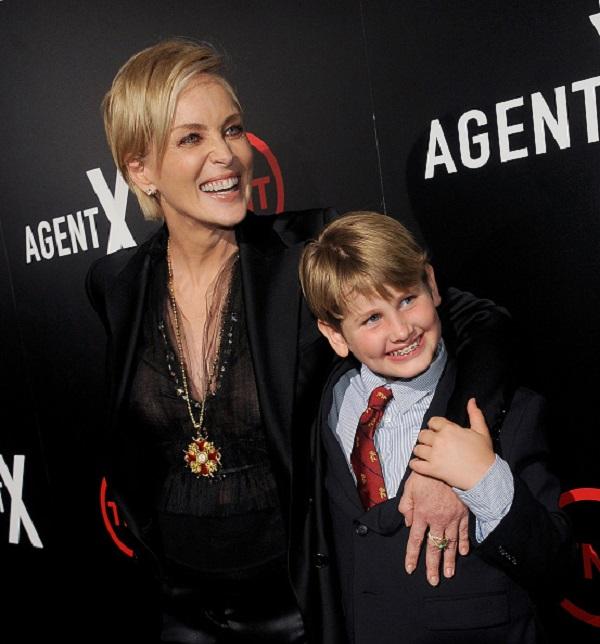 Sharon Stone Adoption