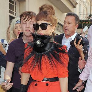 Lady Gaga's stylist and friend has