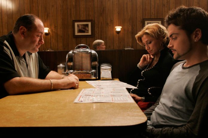 Chilling message from Sopranos creator will