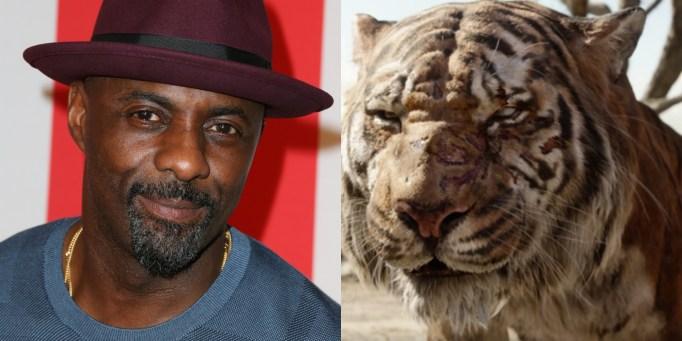 The Jungle Book Idris Elba