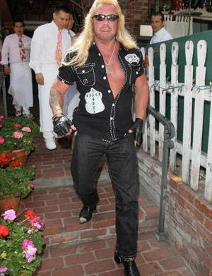 """""""Dog the Bounty Hunter"""" receives death"""