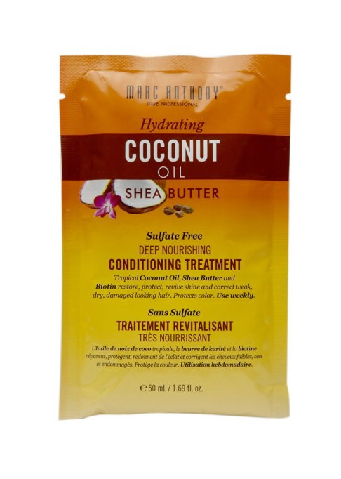 Hydrating Coconut Oil & Shea Butter Deep Conditioning Treatment