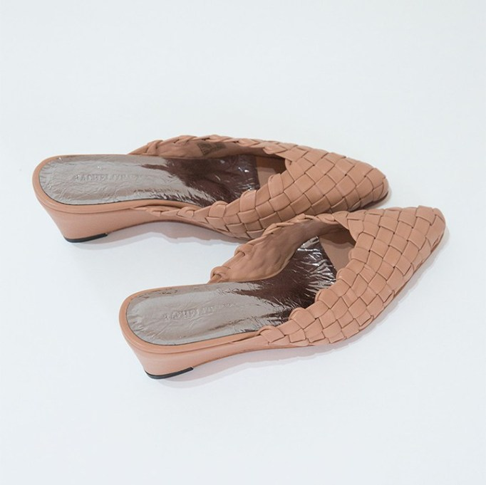 The Best Mule Shoe For Summer 2017: Rachel Comey Simone Woven Wedge Mules | Summer 2017 Accessories
