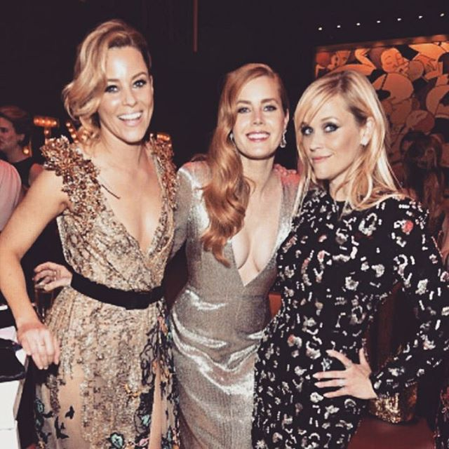 Elizabeth Banks, Amy Adams, Reese Witherspoon