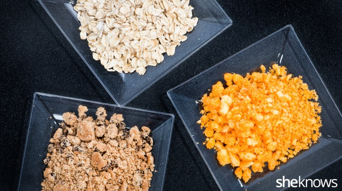Crunchy, flavorful coatings for next-level fried