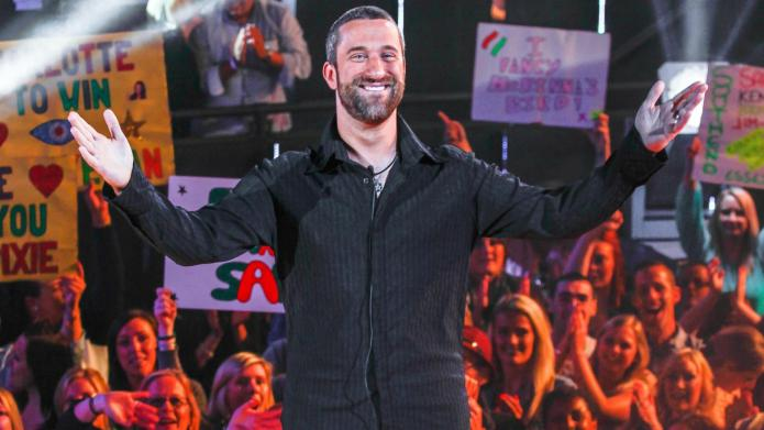 Yikes! Actor Dustin Diamond arrested for