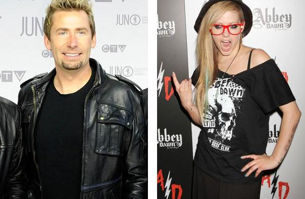 Avril Lavigne is engaged to Nickelback