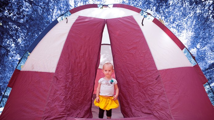 20 Essentials for Camping With Baby