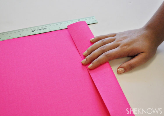 Cupcake: folding wrapper