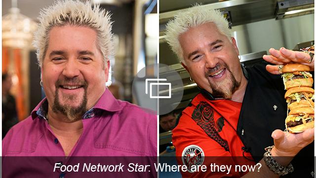 Food Network Star slideshow