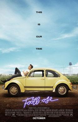 Footloose remake poster