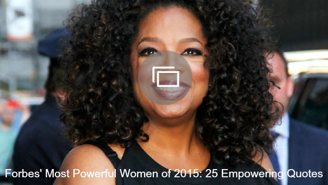 forbes powerful women slideshow