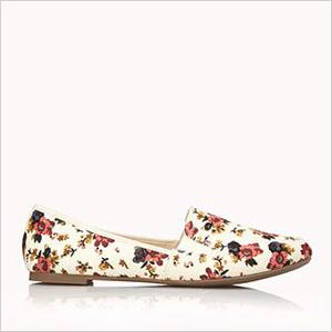 Forever 21 Garden Girl Loafers (forever21.com, $15)