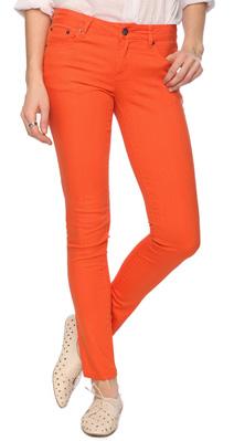 Forever21 Vibrant Skinny Jeans