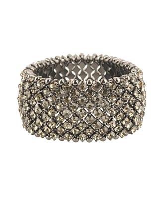 forever21-rhinestone-bracelet