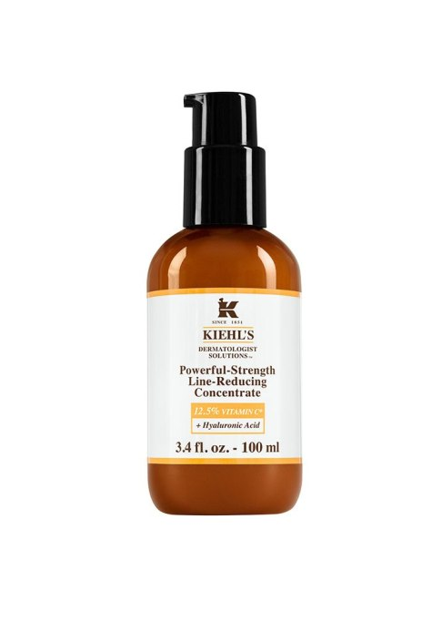 New Beauty Products To Try In 2018 | Kiehl's Powerful Strength Line Reducing Concentrate