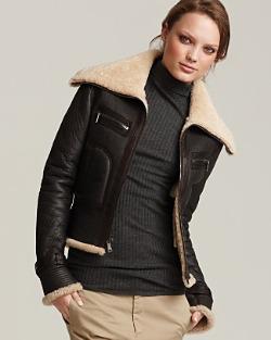 Splurge vs steal: Aviator jackets