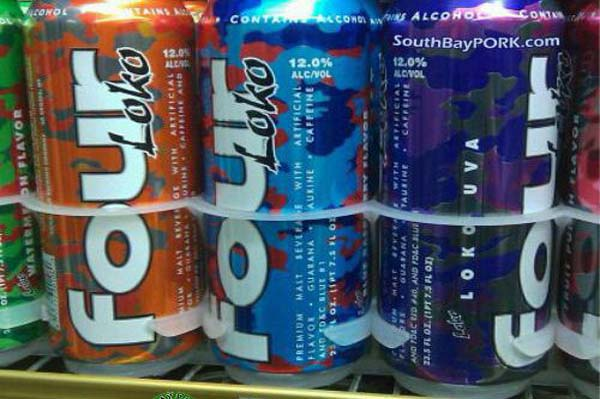 FDA is planning to ban Four Loko