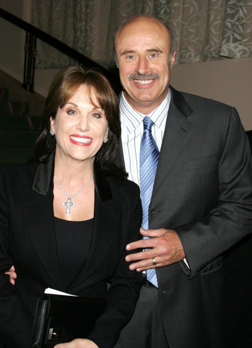 Celebrity Parents Who Don't Believe in Giving Their Kids Presents   Dr. Phil And Robin McGraw
