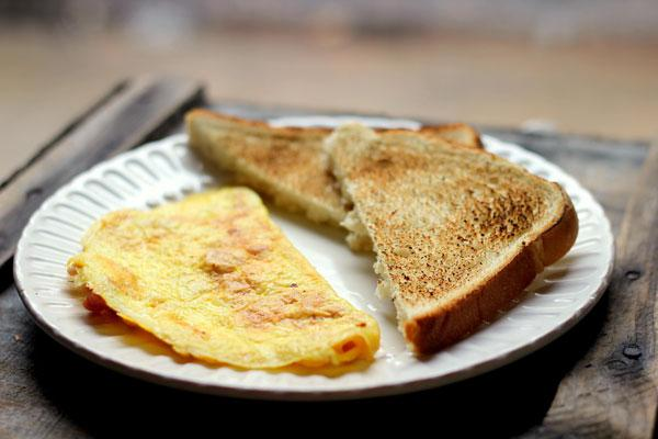 How to make an easy omelet