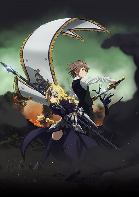 What's coming (and going) on Netflix for November 2017: 'Fate/Apocrypha'