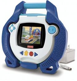Fisher-Price Kid Tough Portable DVD Player