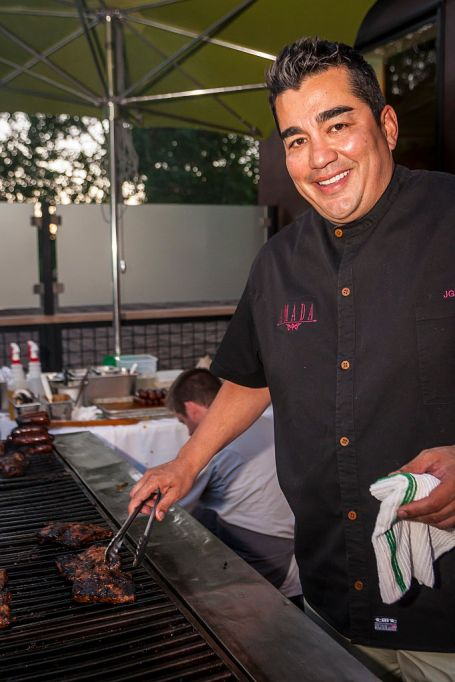 Mouth-watering steak recipes from your favorite Iron Chefs: Jose Garces Latin grilled rib-eye.
