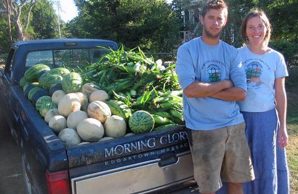 Local farms on Martha's Vineyard