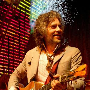 The Flaming Lips' Wayne Coyne is