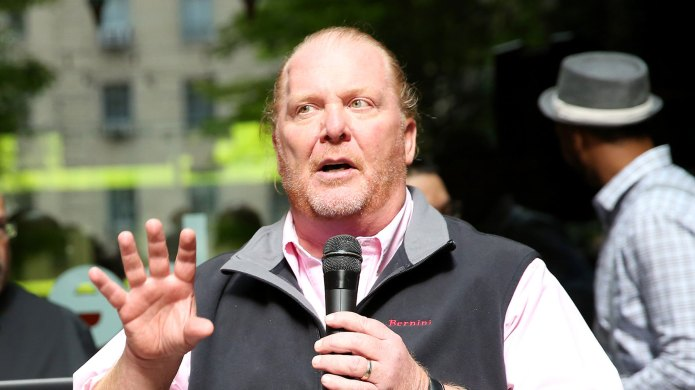 Mario Batali Responds to Accusations of