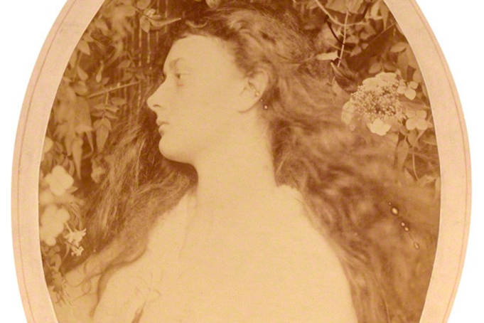 Alice Liddell as an adult