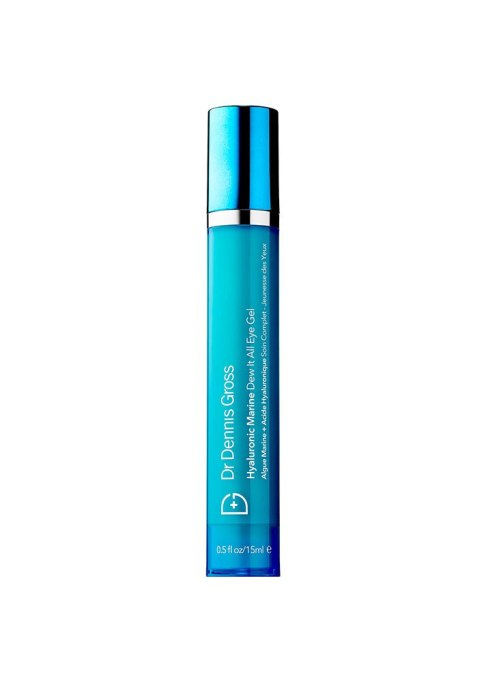 New Beauty Products To Try In 2018 | Dr. Dennis Gross Hyaluronic Marine Dew It All Eye Gel