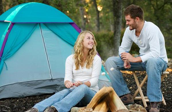 Home-sweet-tent: Luxury camping tips