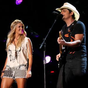 Brad Paisley & Carrie Underwood's 5