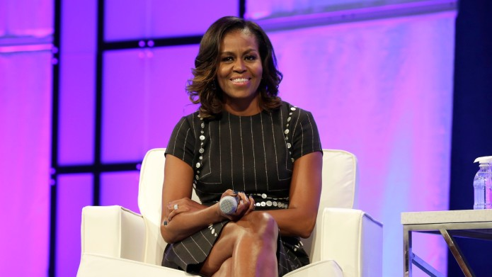Michelle Obama Is Getting Personal in