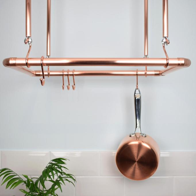 Affordable Etsy Shops: Copper adds a warm, modern touch to your home