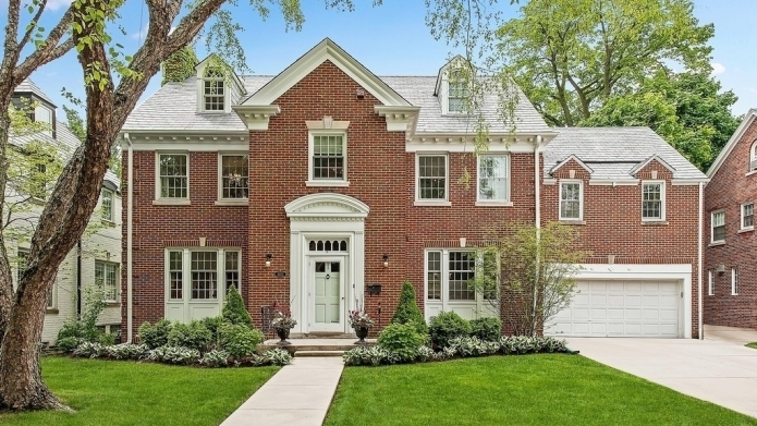The 'Sixteen Candles' house is for