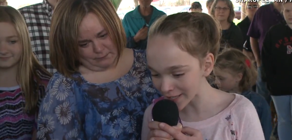 Mom surprises daughter with 300 birthday