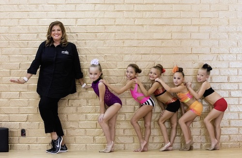 The Dance Moms minis have arrived,