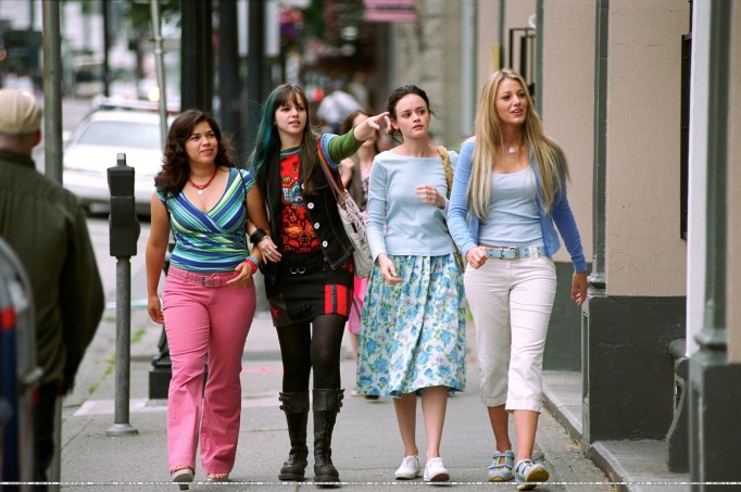 'The Sisterhood of the Traveling Pants' movie still