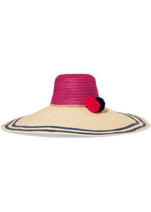 Best Sun Hats for Women: Sophie Anderson's Corozon Hat | Summer Outfit Idea