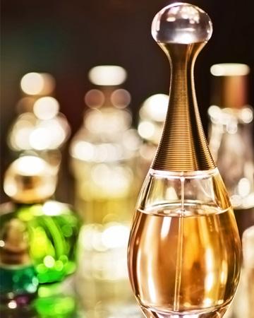 Frangrance bottle
